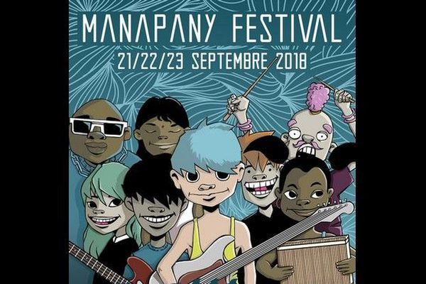 Manapany Festival 2018 18ème édition