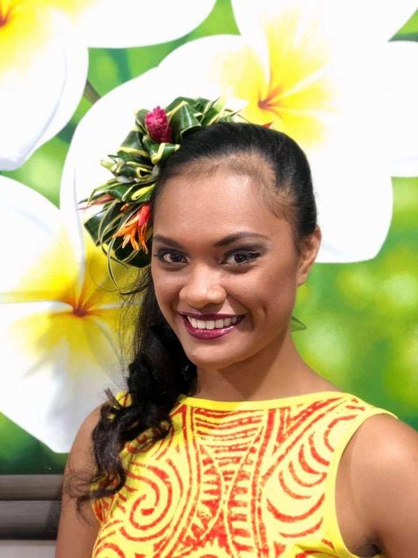 Vaiana Fiahau - candidate N.6