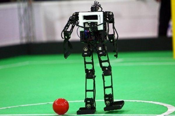 Bientôt la Coupe du monde des robots fooballeurs !