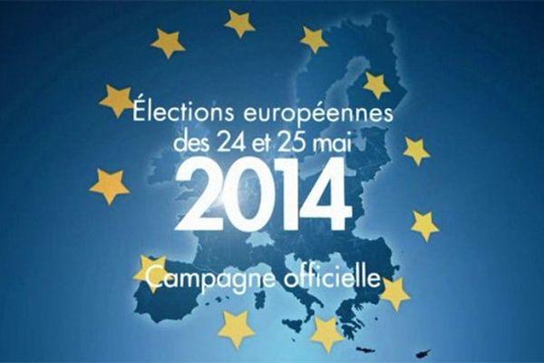 Campagne officielle spécifique à la circonscription outre-mer-Elections européennes des 24 et 25 mai 2014