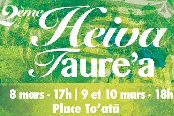 Heiva Taure'a 2e édition