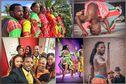 51e jour de confinement, en Martinique, D'jessy Alameluet le Ballet Pom'Kanelne dansent plus