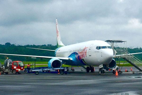 Avion d'Air Vanuatu à Port-Vila 2019