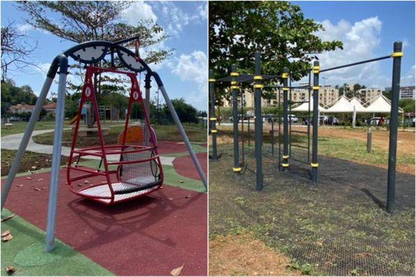 Trinité / parc jeux et loisirs