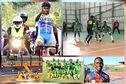 Les résultats sportifs de ce week-end en Martinique