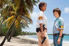 Tournage de la saison 3 de Tropiques Criminels en Martinique.