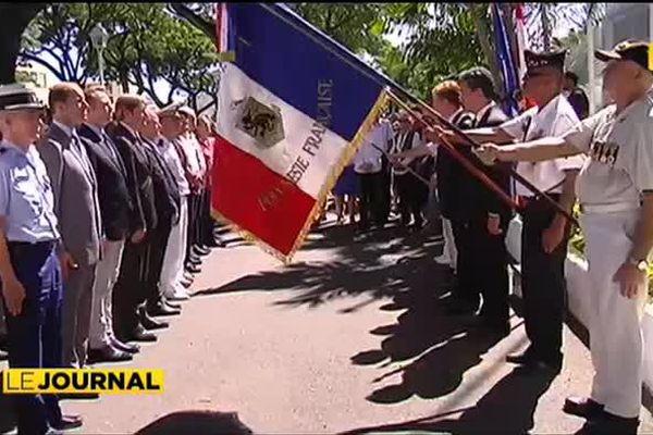 Attaque de Nice : le recueillement des Polynésiens
