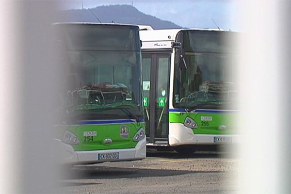 Bus de Martinique
