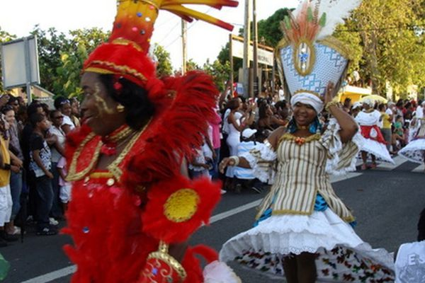 carnaval : défilé