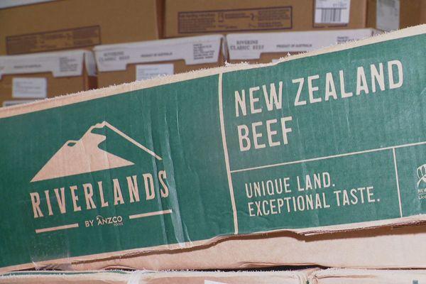 viande importée nz