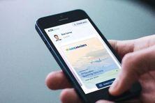 L'application AOKpass est déjà utilisée sur plusieurs liaisons aériennes à l'étranger