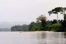 Le fleuve Maroni
