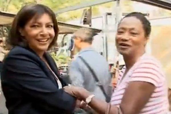babette et Anne Hidalgo