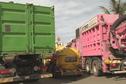Gadji: le ramassage des déchets impacté par le conflit