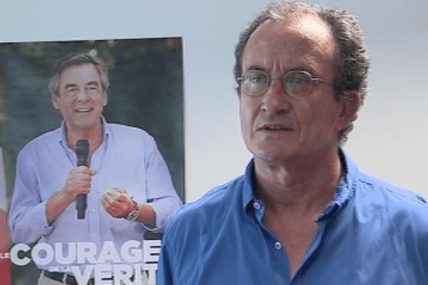 Deladrière soutien de Fillon