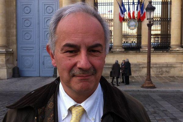 Philippe Cury, directeur de recherche à l'IRD