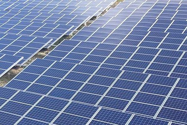 Ferme photovoltaique