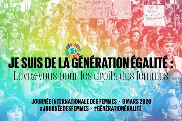 génération égalité