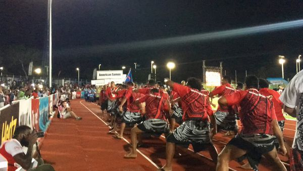 soamako de la délégation de Wallis et Futuna à Port Vila