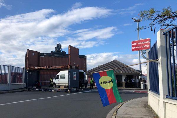 Blocage du port autonome, 3 décembre 2020