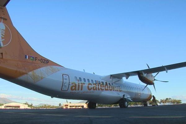 Arrivée ATR Aircal Magenta
