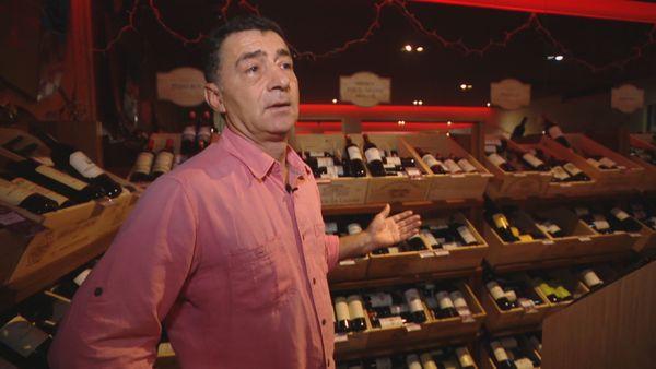 Pierre Gayraud, directeur du Pavillon des vins, décembre 2018.