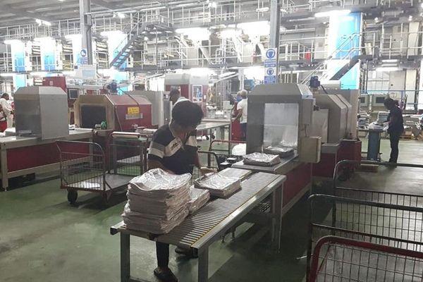 Imprimerie de France-Antilles