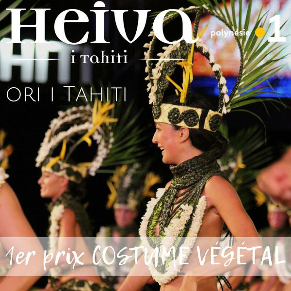 costume ori i Tahiti