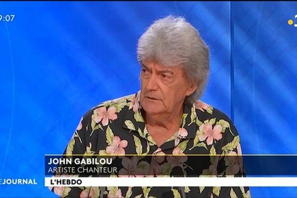 John Gabilou : « le tahitien il aime la fête, il aime son ma'a tahiti »