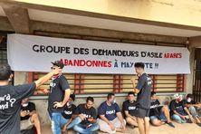 Les demandeurs d'asile devant le tribunal administratif de Mamoudzou pour dénoncer leur situation