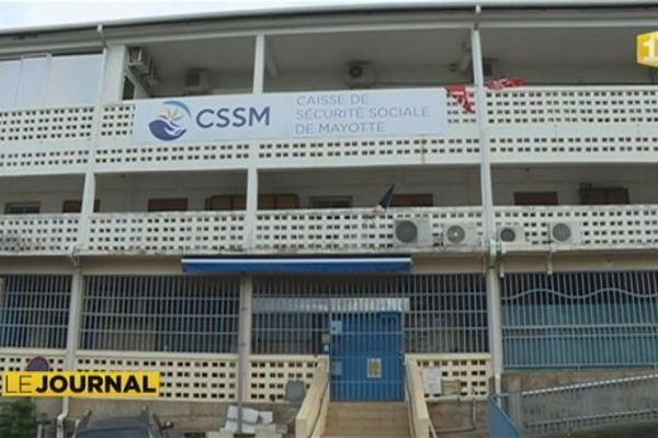 grève à la CSSM