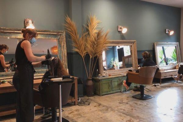 salon de coiffure Saint-Denis