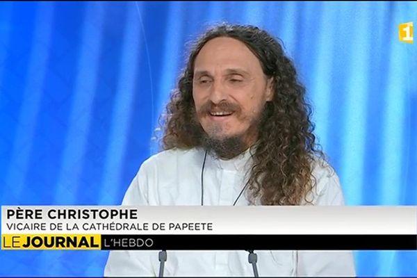 Père Christophe : « on est sensible à toutes les questions qui rejoignent la nature »