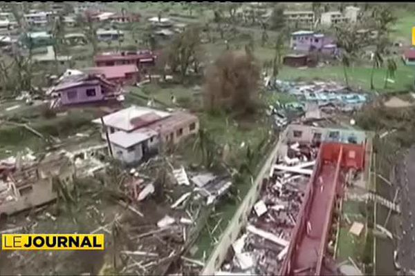 Le bilan du cyclone Winston aux Fidji s'aggrave