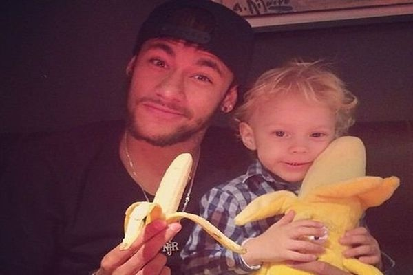 neymar banane
