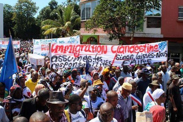 Le collectif des citoyens de Mayotte et l'intersyndicale divisés