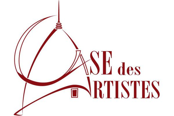 Logo de la Case des artistes