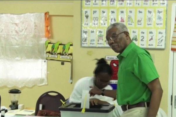 Législatives Guyana