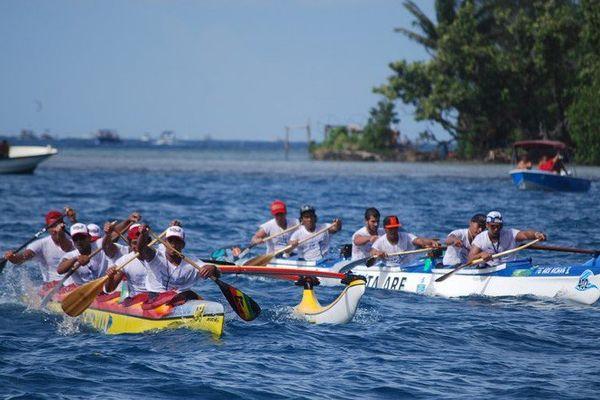 Marathon Polynésie 1ère va'a 2016