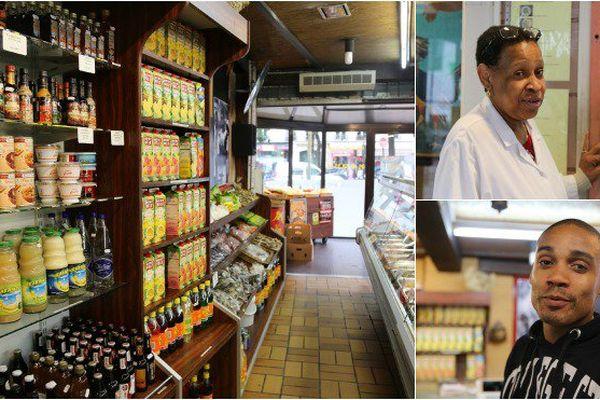 A proximité des attentats, un boutique antillaise sous le choc