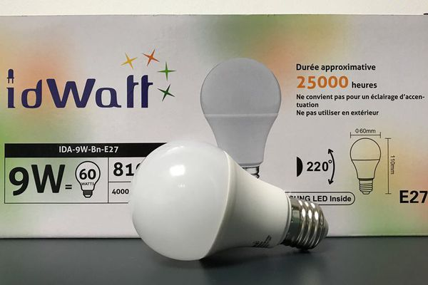 kit ampoule