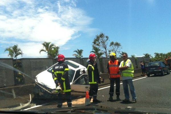 Accident Sainte Marie