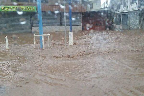 faa'a inondation