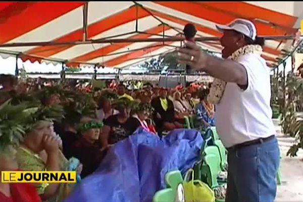 Maupiti : 3 jours de festivités pour les Matahiapo des îles sous le vent