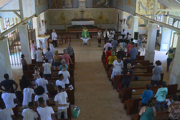 Chapelle des Iles du Salut
