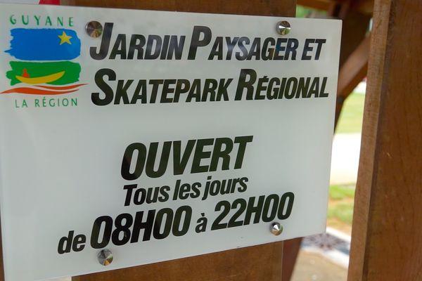 Le Skatepark régional de Zéphyr