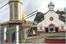 Mosquée de Balata / Église de Terres Sainville