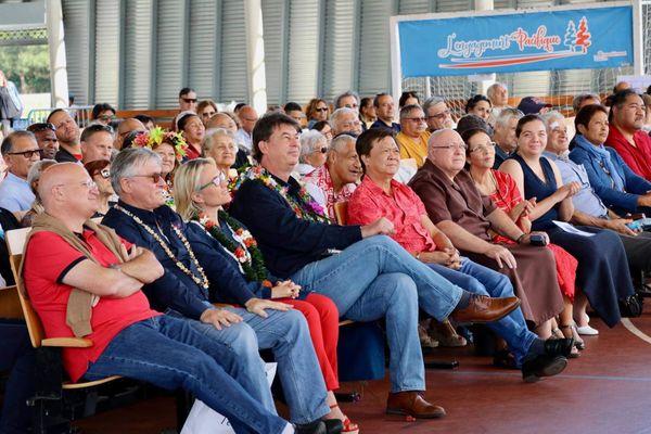 Congrès du Rassemblement à l'Arène du Sud, 31 juillet 2021