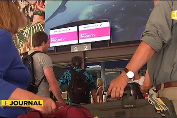 Grève à Air France : Vols maintenus malgré le sous-effectif