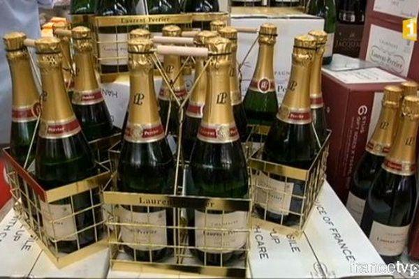 Champagne Martinique